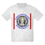 Wyoming-5 Kids Light T-Shirt