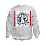 Wyoming-5 Kids Sweatshirt