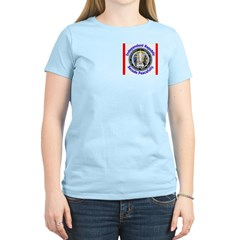 Wyoming-5 Women's Light T-Shirt