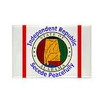 Alabama-5 Rectangle Magnet (100 pack)