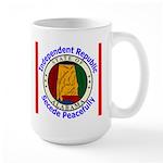 Alabama-5 Large Mug