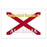 Alabama-4 Large Poster