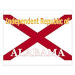 Alabama-4 Small Poster