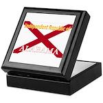 Alabama-4 Keepsake Box