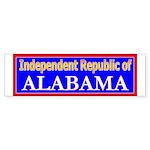 Alabama-2 Bumper Sticker (10 pk)