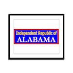 Alabama-2 Framed Panel Print