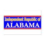 Alabama-2 Mini Poster Print