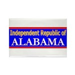Alabama-2 Rectangle Magnet (100 pack)