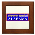 Alabama-2 Framed Tile