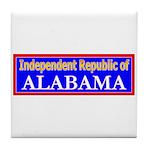 Alabama-2 Tile Coaster