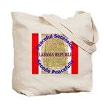 Alabama-1 Tote Bag