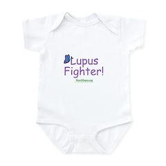 Lupus Fighter Infant Bodysuit