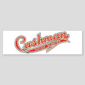 Cushman Bumper Sticker