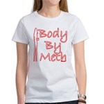 Body By Meth Women's T-Shirt