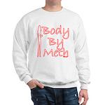 Body By Meth Sweatshirt
