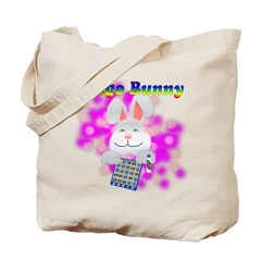 Bingo Bunny Tote Bag