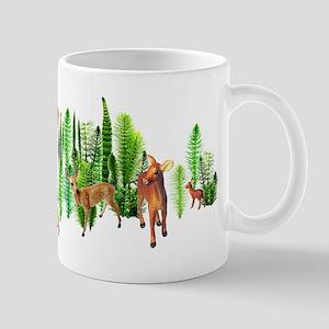 Deer in Horsetails Mug