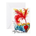 Have A Heart Greeting Cards - Blank (Pk of 10)