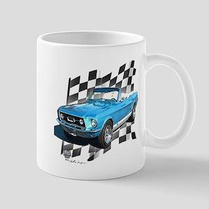 Mustang 1967 Mug
