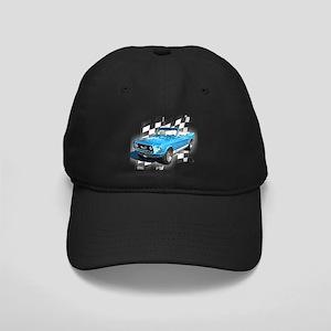 Mustang 1967 Black Cap