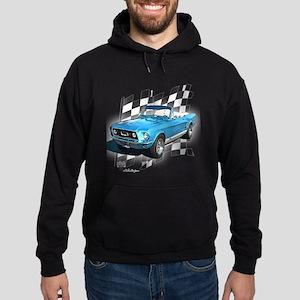 Mustang 1967 Hoodie (dark)