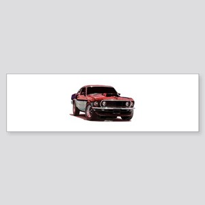 Mustang 1969 Bumper Sticker