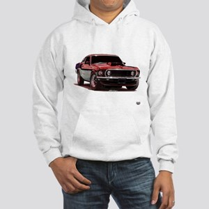 Mustang 1969 Hooded Sweatshirt