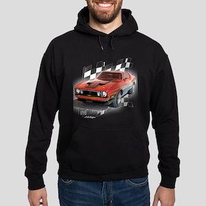 Mustang 1973 Hoodie (dark)