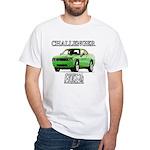 2009 Challenger White T-Shirt