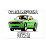2009 Challenger Postcards (Package of 8)