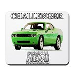 2009 Challenger Mousepad