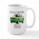 2009 Challenger Large Mug