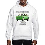 2009 Challenger Hooded Sweatshirt