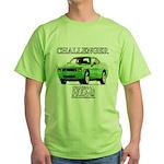 2009 Challenger Green T-Shirt