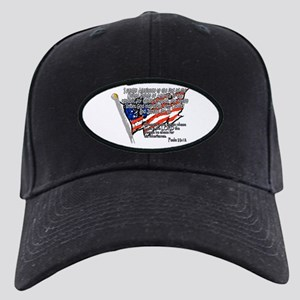 Pledge of Allegiance Psalm 33 Black Cap