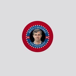 Beto O'Rourke 2020 Mini Button