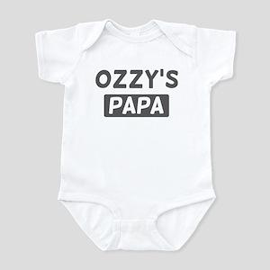 Ozzys Papa Infant Bodysuit