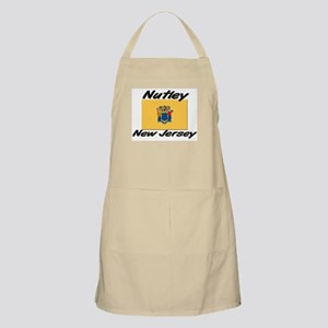 Nutley New Jersey BBQ Apron