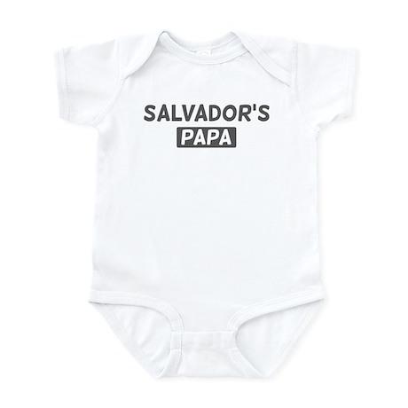 Salvadors Papa Infant Bodysuit