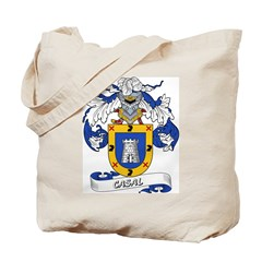 Casal Coat of Arms Tote Bag