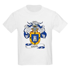 Casal Coat of Arms Kids T-Shirt