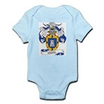 Casal Coat of Arms Infant Creeper