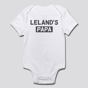 Lelands Papa Infant Bodysuit