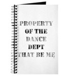 Dance Dept Journal