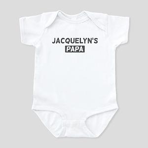 Jacquelyns Papa Infant Bodysuit