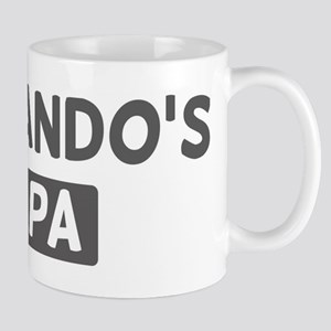 Fernandos Papa Mug