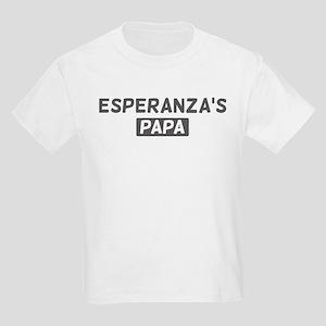 Esperanzas Papa Kids Light T-Shirt