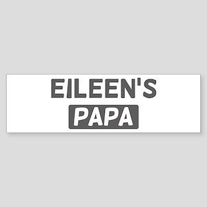 Eileens Papa Bumper Sticker