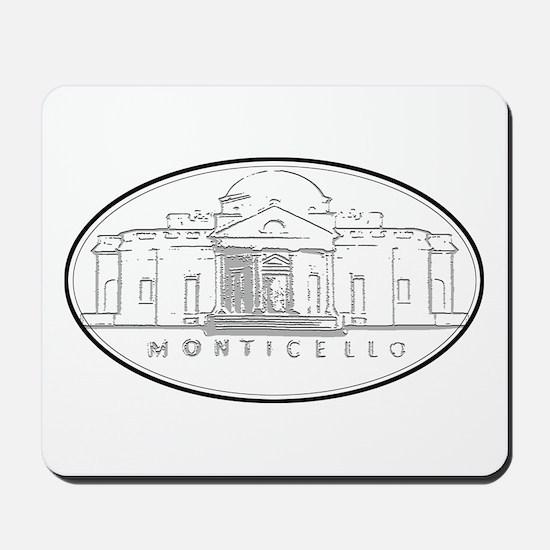 Monticello Mousepad