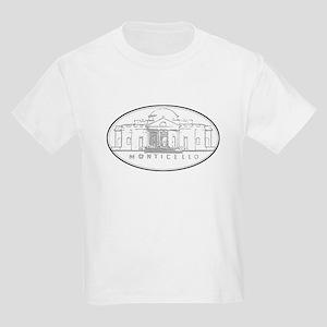 Monticello Kids Light T-Shirt
